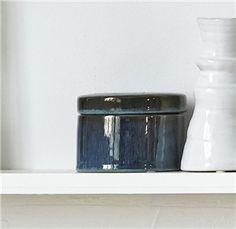 House Doctor Krukke Croz m/lokk, mørkeblå (151-Ch0583)