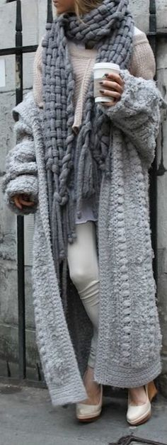ultra cozy wooly overload...