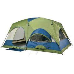 High Sierra Appalachian Family Cabin Tent at Cabela's