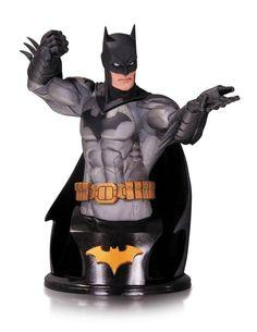 DC Comics Super Heroes Bust Batman (The New 52) - The Movie Store