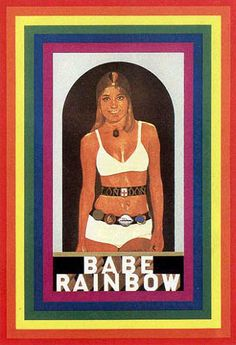 Bid now on Babe Rainbow by Peter Blake. View a wide Variety of artworks by Peter Blake, now available for sale on artnet Auctions. Peter Blake, Pop Art, Cultura Pop, Hamilton, Banksy Prints, James Rosenquist, Wessel, Hayward Gallery, Beatles Albums