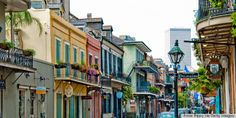 NEW ORLEANS, LA   l   A One Day Guide to New Orleans Literary Landmarks from the Huffington Post