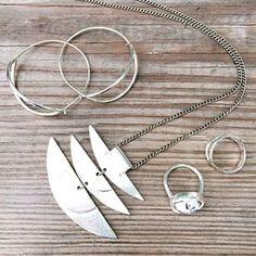 Seaworthy Jewelry Photo by Olivia Watson, Livvy Land Blog, Handmade in Portland, Oregon