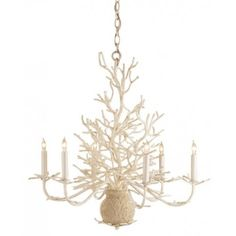 THE WELL APPOINTED HOUSE - Coral Chandelier - Chandeliers - Lighting