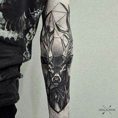 ciervo tattoo true angel - Buscar con Google: