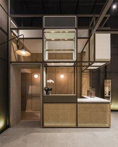 makanplace restaurant by pneuarch werribee australia retail design blog restaurant in. Black Bedroom Furniture Sets. Home Design Ideas