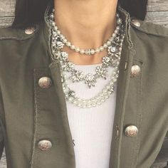 Shop my boutique today! Chloe and Isabel jewelry!