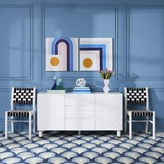 Now House by Jonathan Adler introduces smart new decorative accessories, furniture, rugs, bedding and more—all designed to make living an effortless pursuit. With style ranging from mid-century to ultra-modern, you'll never run out of ways to wow. Jonathan Adler, All Design, Furniture Decor, Decorative Accessories, Home Office, Mid Century, Bed, Modern, House