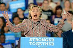 Хакеры разместили порно в статье Википедии о Хиллари Клинтон - Lenta.ru
