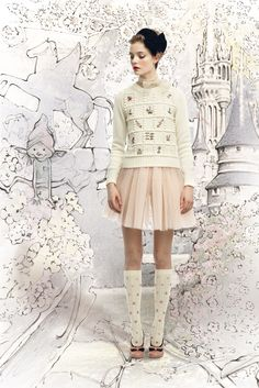 RED Valentino - Collections Fall Winter 2012-13 - Shows - Vogue.it