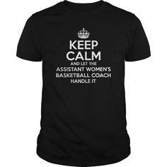 Assistant Women'S Basketball Coach