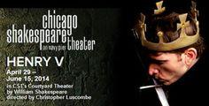 Henry V chicago shakespeare - Google Search