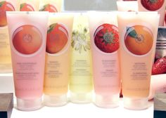 """I'm obsessed with The Body Shop's NEW Body Sorbets @thebodyshopUSA"""