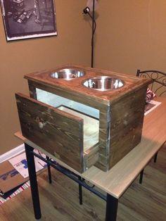 Dog Bowl - Feeding Station