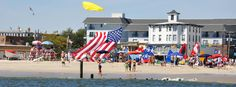 memorial day in cape may