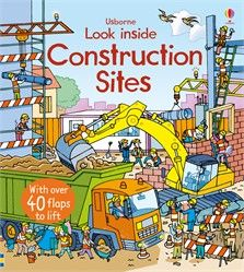 """""""Look inside construction sites"""" in Usborne Quicklinks Best Books List, Good Books, Internet Safety For Kids, Picture Puzzles, Construction, Library Card, Free Activities, Early Literacy, Matching Games"""