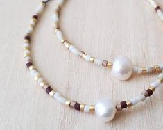 Seed Bead Bracelets, Jewelry Bracelets, Beaded Bracelets, Dainty Jewelry, Beaded Jewelry, Unique Jewelry, Layered Bracelets, Baroque Pearls, Minimal Chic