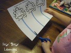 snowflake activities for preschoolers