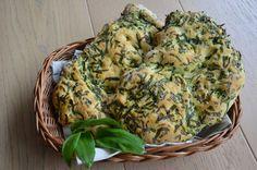 Würzige Bärlauch-Fladen | Mein schönes Land bloggt Bbq, Cauliflower, Dips, Cabbage, Appetizers, Snacks, Vegetables, Food Ideas, Perfect Grill