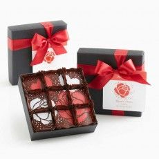 Hearts and Roses Truffle Box from Recchiuti Confections