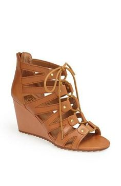 Gladiator wedge...you had me at hello!