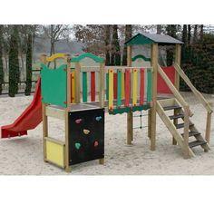 15 meilleures images du tableau jeux de plein air treehouse children garden et backyard patio. Black Bedroom Furniture Sets. Home Design Ideas