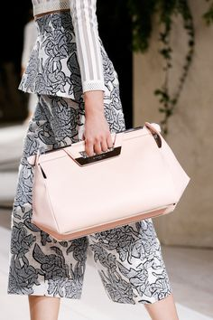 The pastel bag - a must have at Balenciaga Spring 2014 Ready-to-Wear Collection Slideshow on Style.com#1