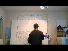Brian Barkey Historical Painting Day 2