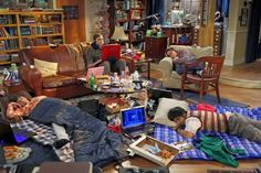 Najlepšie seriálové byty no.2 / The best TV series apartments no.2
