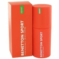 BENETTON SPORT by Benetton Eau De Toilette Spray 3.3 oz for Women by Benetton. $163.67. Product DescriptionLaunched by the design house of Benetton in 1999, BENETTON SPORT is classified as a refreshing, flowery fragrance. This feminine scent possesses a blend of a fresh floral scent. It is recommended for casual wear.