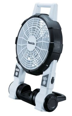 MAKITA BCF201ZW PORTABLE FAN WHITE in Business, Office & Industrial, Power Tools, Other Power Tools | eBay