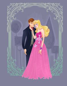Príncipe Phillip e Aurora