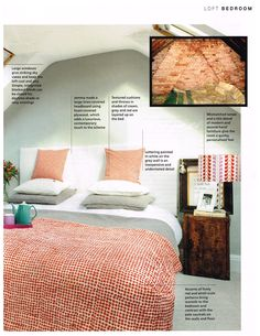 Recent feature of one of our conversions in a UK home style magazine; Right 1 http://www.atticdesigns.co.uk/