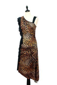 Splendide Robe de Tango | Beautiful Tango Dress by IRYNA Créations. Made in France. #robe #tango #argentin #dance # #dress #latin
