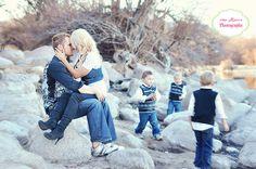 very cute family photo