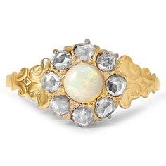 10K Yellow Gold The Yen Ring from Brilliant Earth
