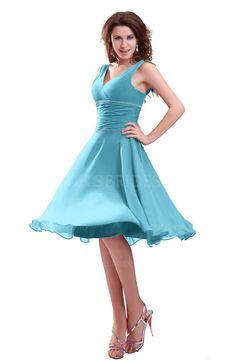 9adc11518f5 ColsBM Marina - Light Blue Bridesmaid Dresses