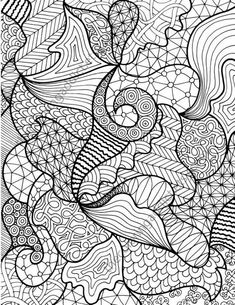 Doodle Patterns 510384570275188912 - Super art drawings doodles zentangle patterns coloring books ideas Source by Dibujos Zentangle Art, Zentangle Drawings, Doodles Zentangles, Doodle Drawings, Doodle Art, Easy Drawings, Coloring Sheets, Coloring Books, Colouring