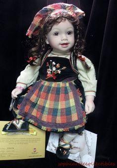 rare LEYSA, International costume ~ Limited Edition ~ Adora Doll; NIB  free ship #Adora #Dolls