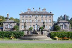 Pollok House, Glasgow designed by William Adam 1751