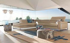 Roche Bobois: mobiliario único en diseño, confort y elegancia