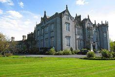 Galway, Ireland Kinnitty Castle