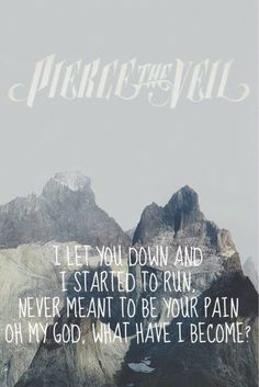 Tangled in the Great Escape // Pierce the Veil