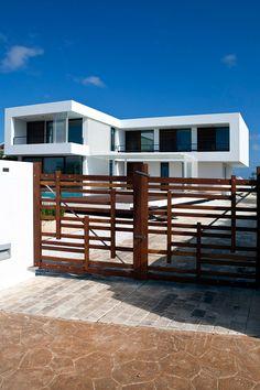 Haus in Menorca von Dom Arquitectura   Studio5555