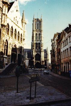 1988 - Sint-Baafsplein