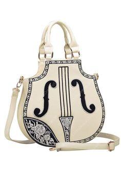2016 New Fashion Violin Women Leather Handbags Vintage Lolita Gothic Palace  Embroidered Messenger Funny Shoulder Bag Bolsas   Shop luxury handbag bag  ... 4d7ccdd6c92