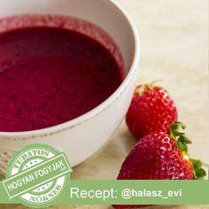 Gyümölcsleves Strawberry, Fruit, Food, Essen, Strawberry Fruit, Meals, Strawberries, Yemek, Eten