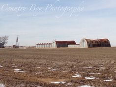 Pic of old abandoned farm in the Oklahoma panhandle part of country boy photography's newest gallery