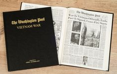 Crammed with reprinted coverage from DC's flagship publication, the Washington Post Vietnam Book is an extraordinary reportage history of the key events of the war in Vietnam. Reportage of the bloody conflict starts with America's participation from August 1964. The first report is on the early attack on the USS Maddox by the communist forces of the north, while the US's decision thereafter to speed up the nation's numerical commitment also features in detail.