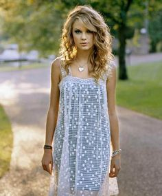 BCBG Dress as Seen on Taylor Swift on Cover Dolly Mag Feb 2010